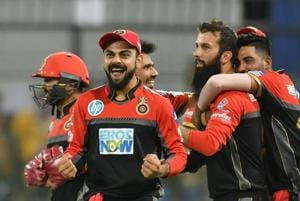 Royal Challengers Bangalore face table-toppers Sunrisers Hyderabad in an Indian Premier League (IPL) 2018 match at the M Chinnaswamy Stadium on Thursday.