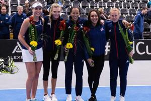 The International Tennis Federation (ITF) has also planned an overhaul of the Davis Cup, leading to the formation of the World Cup of Tennis that could start at the end of November next year