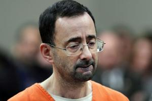 Between 300 women and girls have said that they were assaulted by sports doctor Larry Nassar.