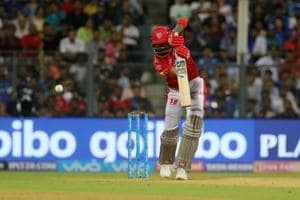 KL Rahul's 94 went in vain as Mumbai Indians beat Kings XI Punjab by three runs to stay on course for the IPL 2018 play-offs. Follow highlights of Mumbai Indians vs Kings XI Punjab, IPL 2018 match, here