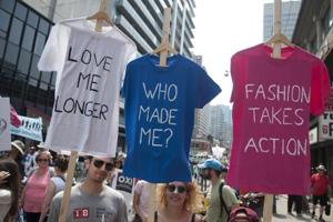 Nike, H-M, Burberry and Gap join forces for sustainable fashion