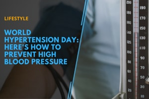 World Hypertension Day: Here's how to prevent high blood pressure