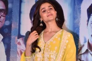 Alia Bhatt plays the lead role in Megha Gulzar's Raazi.