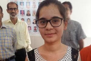 Haryana board HBSE 12th result 2018:  Heena, who uses only one name, got first position in the Haryana board Class 12 result  with 98.2% marks.