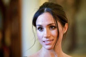 Ahead of royal wedding, Meghan Markle's dress is Britain's best-kept secret