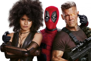 Deadpool 2 introduces the X-Force for the first time on film.