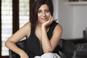 Zoya Akhtar is one of the four directors in Lust Stories.