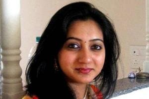 File photo of Savita Halappanavar.