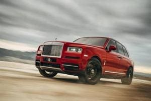 Rolls Royce Cullinan is named after the largest diamond discovered to date.