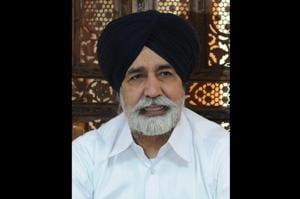Shiromani Akali Dal (SAD) leader Sikander Singh Maluka