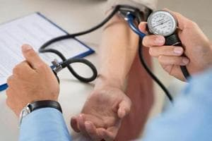 Blood pressure between 130 and 139 and 80 and 89 is considered first stage of hypertension and anything above 140 by 90 is the second stage.