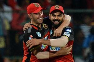 Live streaming of Rajasthan Royals (RR) vs (RCB) Royal Challengers Bangalore, Indian Premier League (IPL) 2018 match at the Sawai Mansingh Stadium, Jaipur was available online. Virat Kohli's RCB lost by 30 runs to be knocked out of the play-off race.