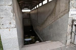 The underpasses at Kharghar on Sion-Panvel highway in Navi Mumbai.