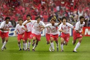 South Korea stunned stronger opponents, albeit some of them in controversial circumstances, as they reached the semi-finals of the 2002 FIFA World Cup.
