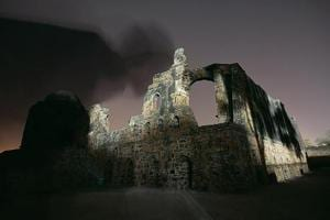 The Feroz Shah Kotla Fort is said to harbour djinns, ghosts and spirits.