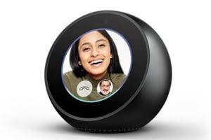 Amazon Echo Spot:Asmart speaker with a touchscreen