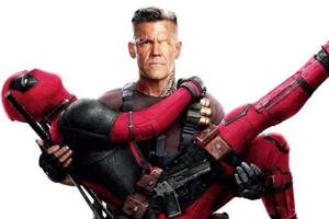 Deadpool 2 is expected to earn about Rs 33 crore in India in its first weekend.