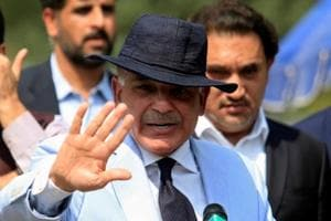 Shahbaz Sharif, Chief Minister of Punjab Province in Pakistan