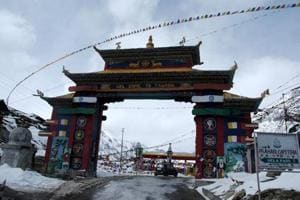 Arunachal Pradesh and some parts of Sikkim have restrictions on access and free movement of foreign tourists by  way of permits.