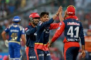 Delhi Daredevils knock Mumbai Indians out of IPL 2018 with 11-run win