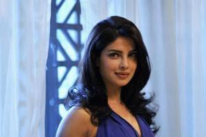 Actor Priyanka Chopra's next production is called Paani.