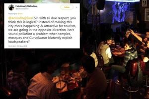 """Delhi's excise commissioner Amjad Tak said that live performances were was """"softer"""" and """"controlled."""""""