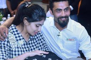 Indian cricketer Ravindra Jadeja's wife Rivaba was attacked by a policeman in Jamnagar.