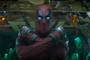 Ryan Reynolds unveils the X-Force in Deadpool 2.