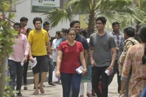 The JEE Advanced paper 1 and paper 2 was held on Sunday. This was the first time the Joint Entrance Examination was conducted online.