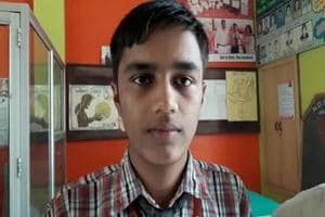 Kartik, a student of Nav Durga Senior Secondary School in Jind, said he studied six hours every day before the exams. The Jind resident scored 99.6% marks to top the Haryana Board Class 10 board examination.
