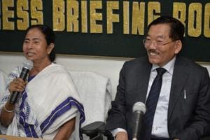 The initiative to revive Sikkim's railway project follows a meeting between Bengal chief minister Mamata Banerjee and her Sikkim counterpart Pawan Kumar Chamling on March 16.