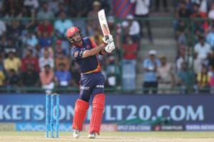 Delhi Daredevils' Glenn Maxwell scored just 169 runs from 12 games in the 2018 Indian Premier League (IPL).