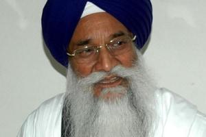 Akal Takht jathedar Giani Gurbachan Singh