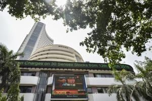 On Monday, the BSE Sensex closed lower for a fifth straight session, sinking 232 points to end at 34,616.13.