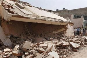 The incident occurred in Sardarpura area of Jodhpur.