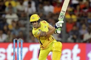Faf du Plessis' brilliant 67* helped Chennai Super Kings beat Sunrisers Hyderabad for the third time in the IPL 2018 with a two-wicket win.