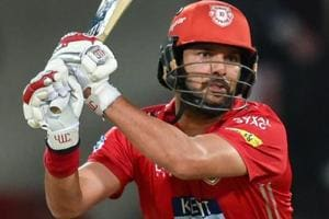 Yuvraj Singh had a forgettable season with Kings XI Punjab in Indian Premier League (IPL) 2018.