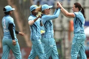 Supernovas defeated Trailblazers in the IPL 2018 women's one-off T20 cricket match in Mumbai on Tuesday.