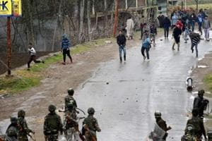 Stone-pelting has become a regular feature of life in the Valley ever since Hizbul Mujahideen militant Burhan Wani was killed by security forces in 2016.