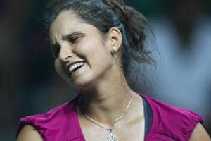Sania Mirza is India's most successful tennis player with three women's doubles grand slam titles.