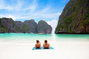 This famous beach in Thailand will be shut for four months- Plan ahead