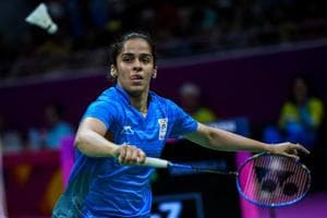 Saina Nehwal blew away four match points to lose 19-21 21-9-20-22 to world No. 2 Akane Yamaguchi in the opening match as India were thrashed 0-5 by Japan to bow out of the Uber Cup badminton.