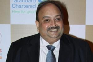 Mehul Choksi, an accused in the case.