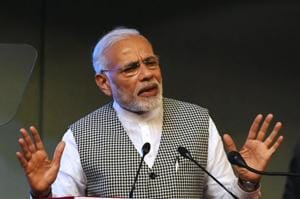 PM Narendra Modi would distribute 300 employment orders out of 7,000 jobs given by the Central Coalfields Limited in Jharkhand.
