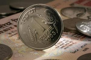 On Monday, the rupee had gained 8 paise to close at 68.04  against the US dollar on fresh selling of the American currency by  banks and exporters.