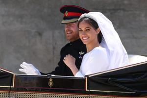 Meghan Markle was once turned down by popular designers