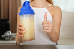 Weight loss diet: Fitness experts say that whey protein is beneficial for women too.
