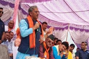 CM Rawat has already campaigned for BJP candidate.