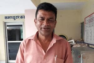 Government official Manoj Kumar was involved in an altercation with a tribal leader a few days ago, during which the latter allegedly threatened him with dire consequences.