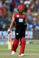 Royal Challengers Bangalore captain Virat Kohli scored 548 runs in IPL 2018.